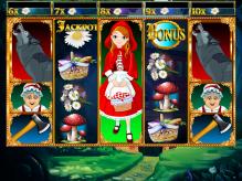 """""""Little Red"""" Slot Design"""