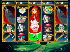 """Little Red"" Slot Design"