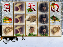 """Victorian Christmas"" Slot Design"