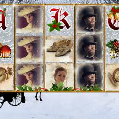 """Victorian Christmas"" Slot Design"