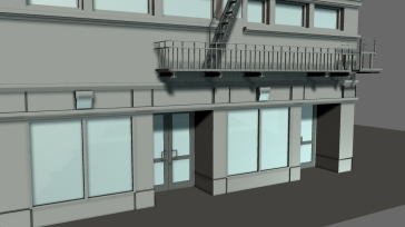 building render